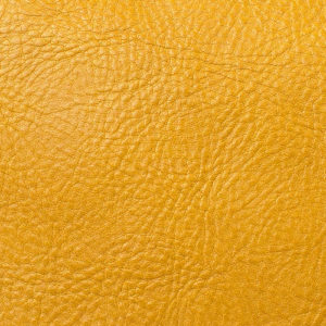 Washed Steer Hide Yellow