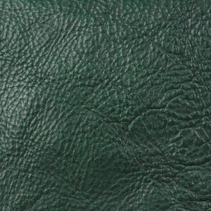 Washed Steer Hide Green